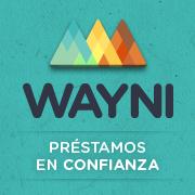 Wayni, préstamos en confianza